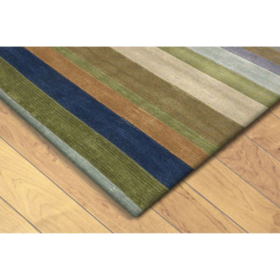 Liora Manne Oslo Stripes Hand Tufted Rectangular Rugs