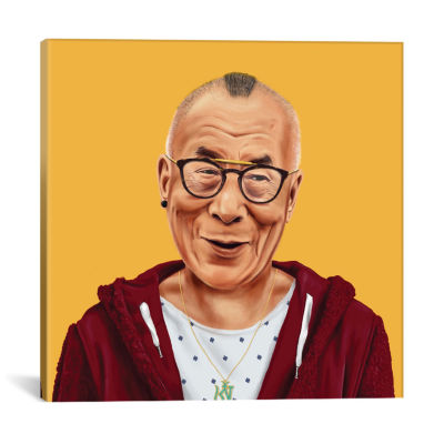 Icanvas Dalai Lama Canvas Art