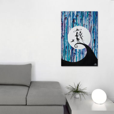 Icanvas Something In The Air Canvas Art