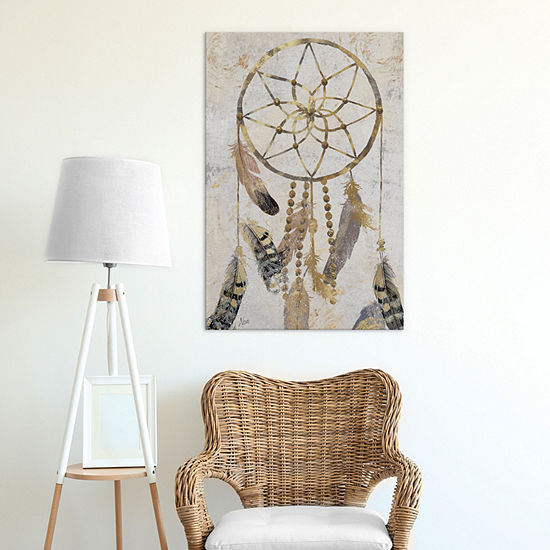 Icanvas Tribal Arrows Canvas Art