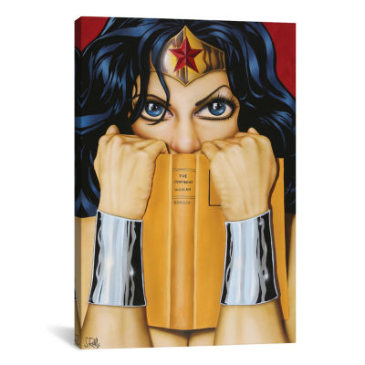 Icanvas The Confident Woman Canvas Art