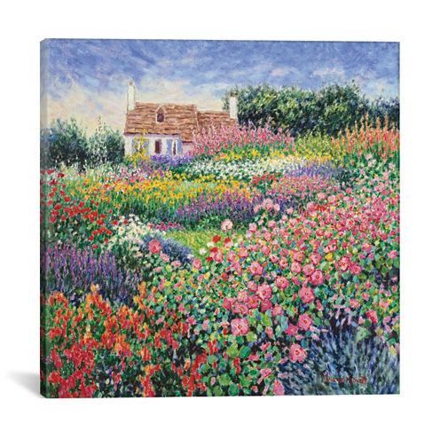 Icanvas Flower Philharmonic Canvas Art