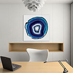 Icanvas Indigo Oxide Canvas Art
