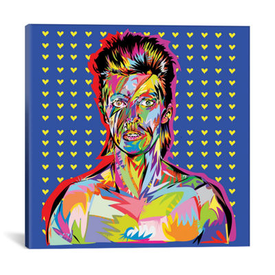 Icanvas Bowie Canvas Art