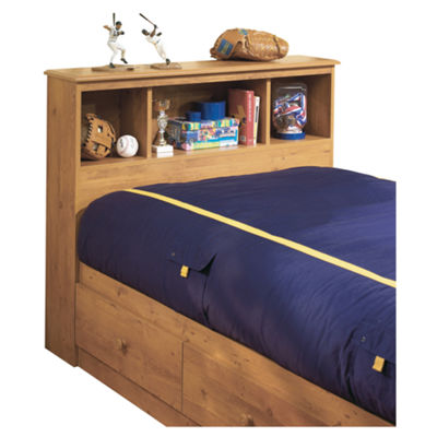 Little Treasures Bookcase Headboard