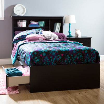 South Shore Fusion Twin Mates 3-Drawer Bed