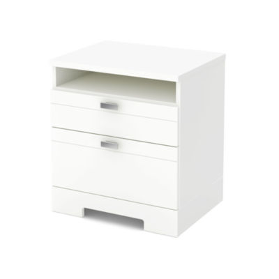 Reevo 2-Drawer Nightstand