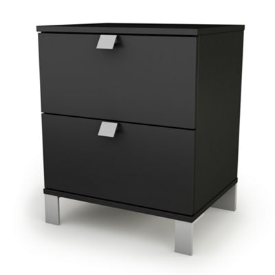 Spark 2-Drawer Nightstand