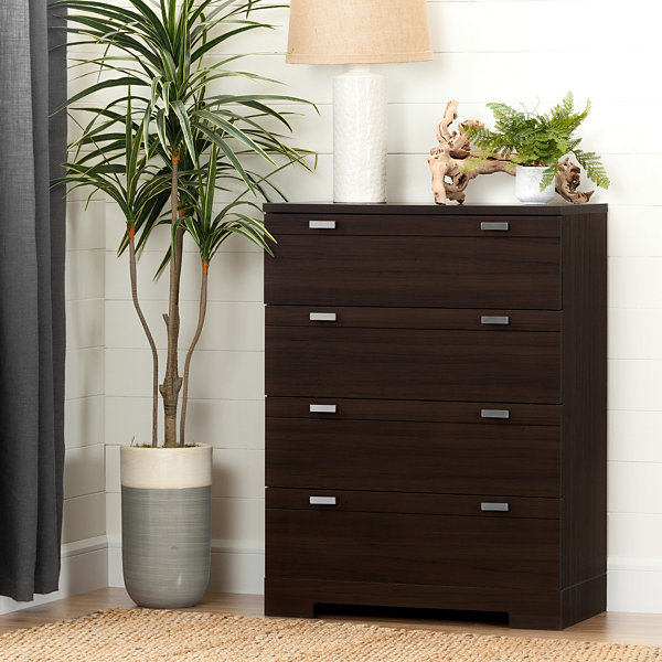 Reevo 4-Drawer Chest