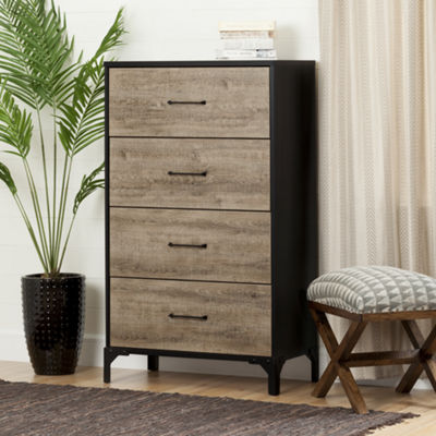 Valet 4-Drawer Chest