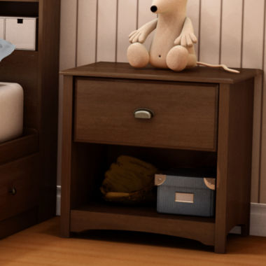 Willow 1-Drawer Nightstand