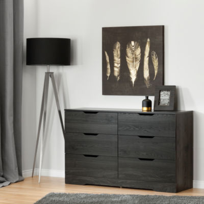 Holland 6-Drawer Dresser