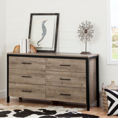 Munich 6-Drawer Dresser