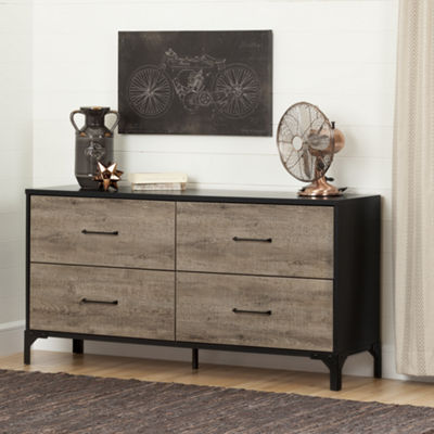 Valet 4-Drawer Dresser