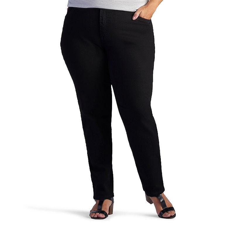 Lee Side-Elastic Jeans - Plus plus size,  plus size fashion plus size appare