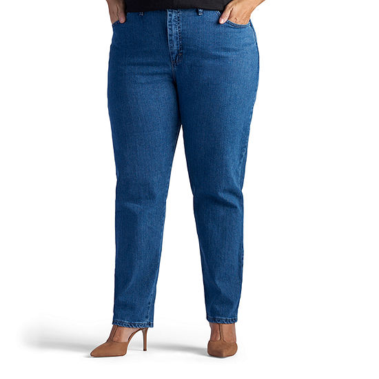d0e6d98cdb4 Lee Side Elastic Jeans Plus JCPenney