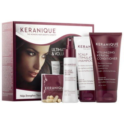 Keranique Ultimate Nourishing & Volumizing System