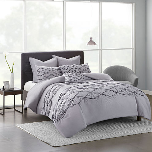 Urban Habitat Bellina Cotton Percale 7-pc. Comforter Set