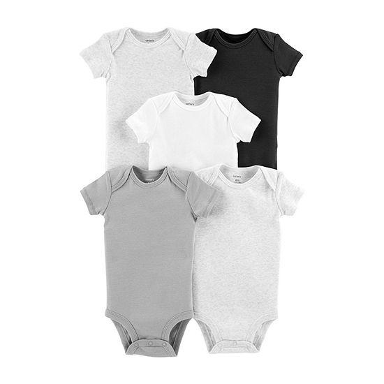 Carter's Unisex 5-pc. Bodysuit-Baby