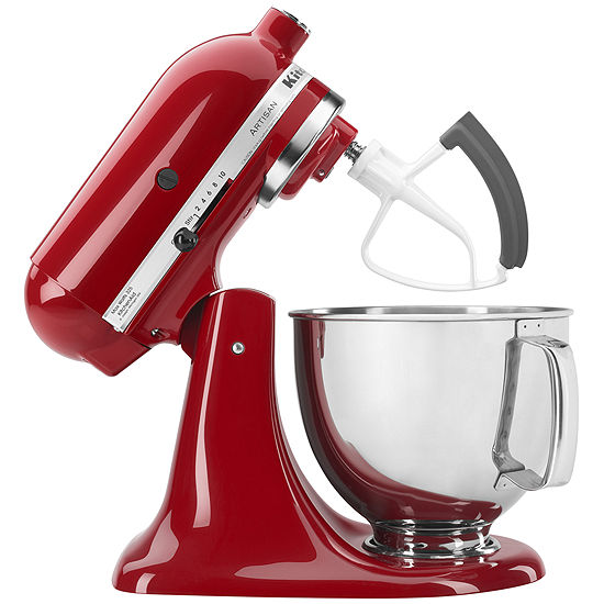 KitchenAid® Tilt-Head Flex Edge Beater Attachment  KFE5T