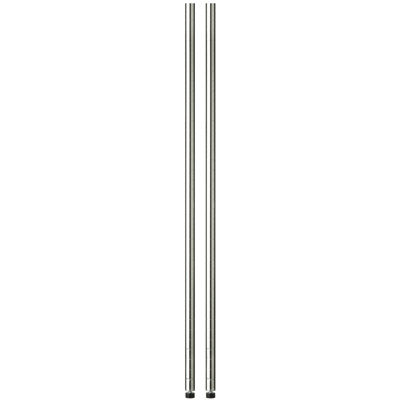 "Honey-Can-Do® 2-Pack 54"" Shelving Support Poles"