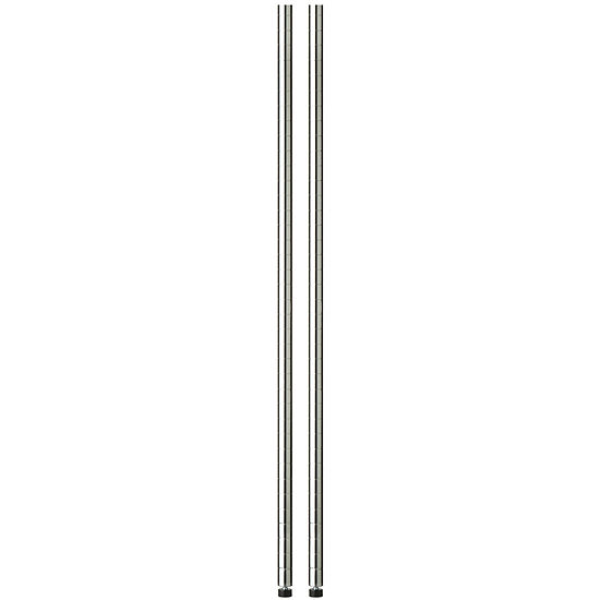 """Honey-Can-Do® 2-Pack 54"""" Shelving Support Poles"""