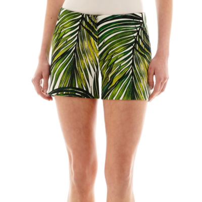 Worthington® Printed Shorts
