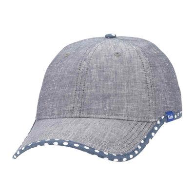 Keds® Chambray Baseball Cap