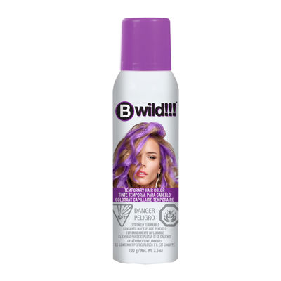Jerome Russell Bwild Temp'ry Panther Purple Spray Hair Color - 3.5 oz.