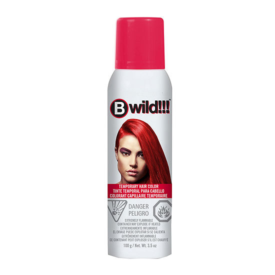 Jerome Russell Bwild Temp'ry Cougar Red Hair Color - 3.5 oz.