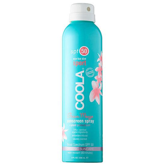 COOLA Sport Continuous Spray SPF 50 - Guava Mango