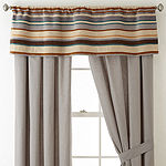 JCPenney Home Rod-Pocket Set of 2 Curtain Panel