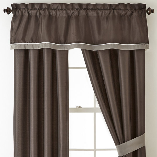 Home Expressions™ Reagan 2-pk. Curtain Panels