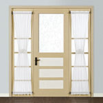 United Curtain Co. Monte Carlo Rod-Pocket Sidelight Curtain