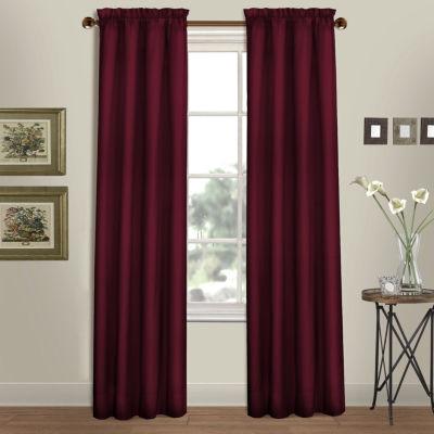 United Curtain Co. Westwood Rod-Pocket Curtain Panel