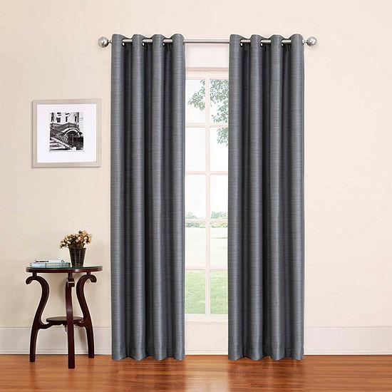 Eclipse® Bryson Grommet-Top Curtain Panel