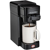 Deals on Proctor Silex Single-Serve Coffeemaker 49961