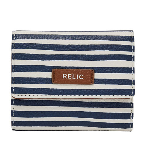 Relic Bryce Tri Fold Wallet