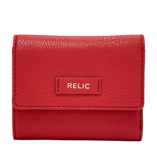 Relic By Fossil Bryce Tri Fold Wallet