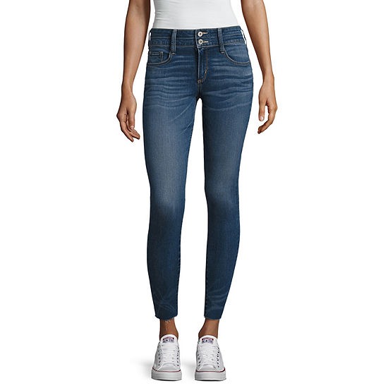 Arizona Ankle Jeggings-Juniors