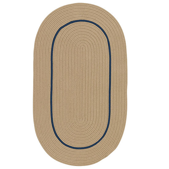 Colonial Mills Sapphire Bay Braided Oval Reversible Indoor/Outdoor Rugs