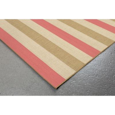 Liora Manne Terrace Stripe Rectangular Rugs