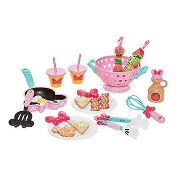 Disney Collection Minnie Mouse Brunch Cooking Set