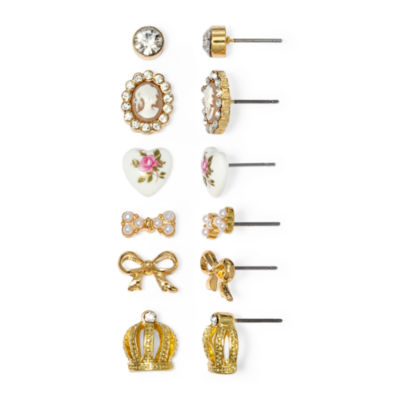 Carole Stud Earrings
