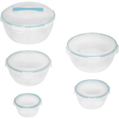 Snapware® Airtight Plastic 10-pc. Food Storage Set