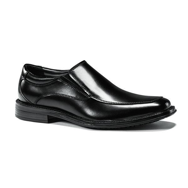 Dockers Geary Mens Slip Resistant Dress Shoes