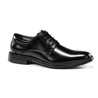 Dockers® Sansome Mens Slip Resistant Oxford Dress Shoes