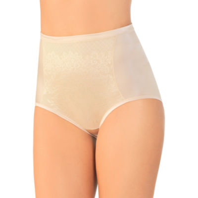 Vanity Fair® Body Caress Smoothing Comfort Lace Brief