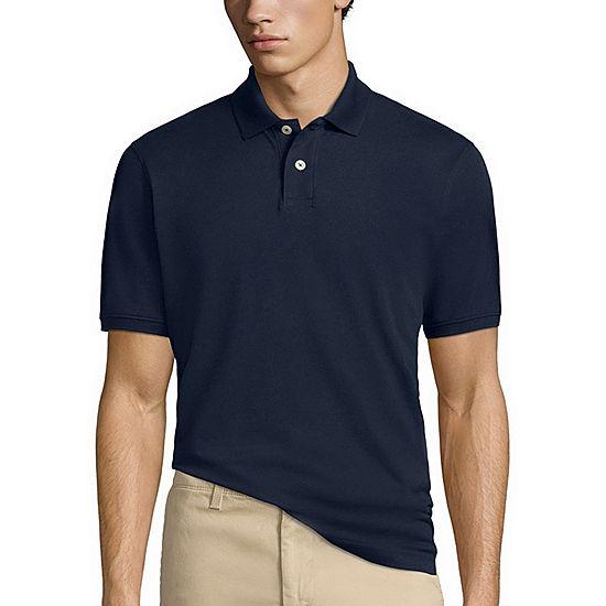 681f44884e693 Arizona Short-Sleeve Flex Polo - JCPenney