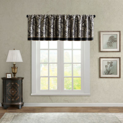 Madison Park Wellington Jacquard Valance